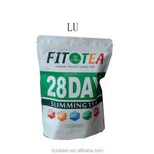 Direct Manufacturer Private Label weight loss tea 28 Days fit Detox Slim Tea