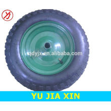 small pneumatic rubber wheel 3.50-8