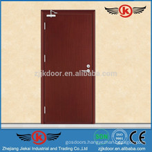 JK-FW9102 Wooden Emergency Exit Door Fire Rated Door