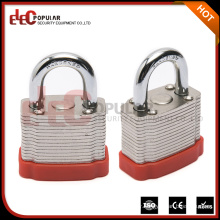 Elecpopular New Hot Selling Products Hardened Steel Shackle Laminated Safety Padlock