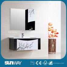 Mobilier de salle de bain en bois de nouvelle conception 2014 avec une bonne qualité