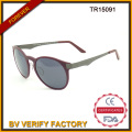 Tr15091 Tr Material Cat Eye Shape Sunglasses New Meet Ce & FDA & UV400 Standard