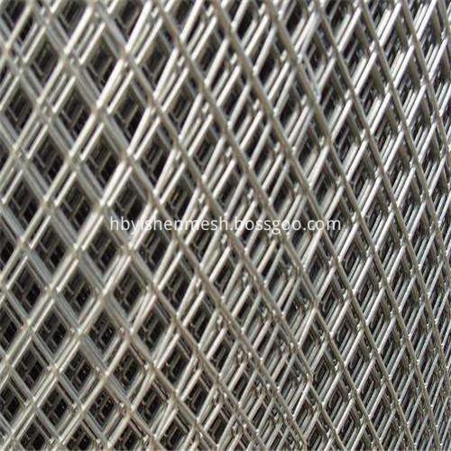 diamond welded wire mesh
