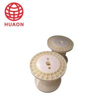 Bobina de alambre vacía de plástico de alta calidad