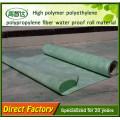 Membrana Waterproofing alta do polietileno do polímero da proteção ambiental da largura 1.2-2.0m