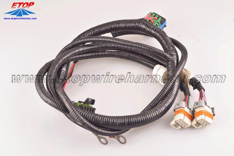 Cable Assemblies For Automotive