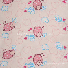 100%Cotton Flannel Fabric for Children′s Pajamas with Animal Printed (C20X10/40X42)