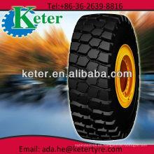 Buena calidad nueva marca famosa Radial 23.5r25 neumático