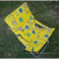 Sunny chair/sun chair with padded,folding chair