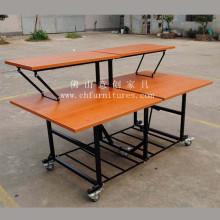 Стол обеденный стол с меламином (YC-T58-02)