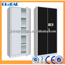 Cabinet en acier de fenêtre en verre