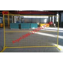 Kanada Standard temporäre Zaun China Factory