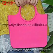 Китай Шэньчжэнь завод Силиконовые сумки для женщин
