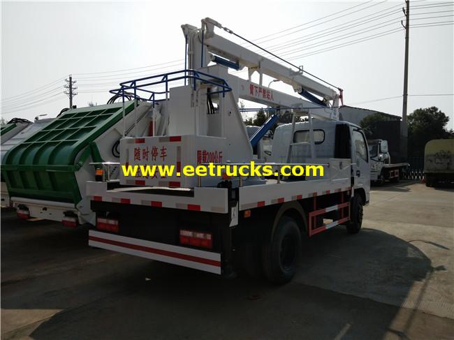 Aerial Work Platform Trucks