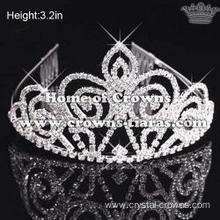 Unique Crystal Rhinestone Pageant Crowns