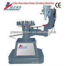 YMW1 Solo brazo vidrio máquina de pulir y pulidora