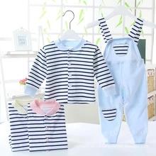 Trajes al por mayor del bebé del algodón de la ropa del bebé de la alta calidad
