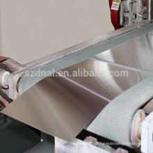 Aluminium 6061 T6 pour bateaux