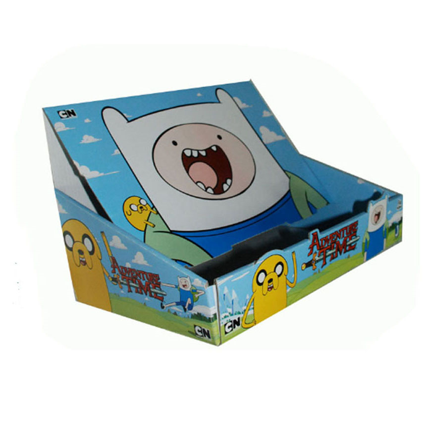 Custom Design Corrugated Display Gifts Paper Box