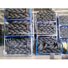 Acero inoxidable muebles estante de neumático fabricante Qingdao