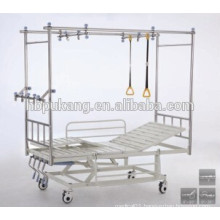 Stainless steel multi-function orthopaedics bed C-4-1