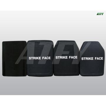 placa a prueba de balas PE + SIC o PE + Alu hecha en China
