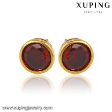 91643 Fashion Popular Pretty CZ Diamond Imitation Jewelry Earring Studs for Girls
