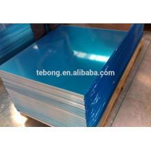 Bobinas planas de aluminio para la construcción y la decoración Cápsula / cierres tapas de botellas