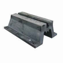 High qualtiy dock bumper m type rubber fender /bumper for port