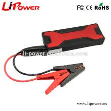El banco portable de la energía salta el cargador de batería del coche del arrancador 12V 18000mAh El arrancador de múltiples funciones del salto