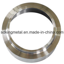 CNC Machined Carbon Steel Flanges
