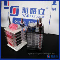 2016 New Arrival Rotating Acrylic Lipstick Display Stand