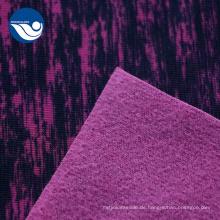 Polyester gedruckt Shirting Jacquard Stoff für Kleidung