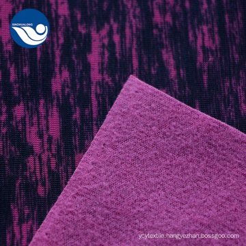 Polyester Printed Shirting Jacquard Fabric For Clothes