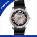 New Designed Quartz Watch with Silicone Watch