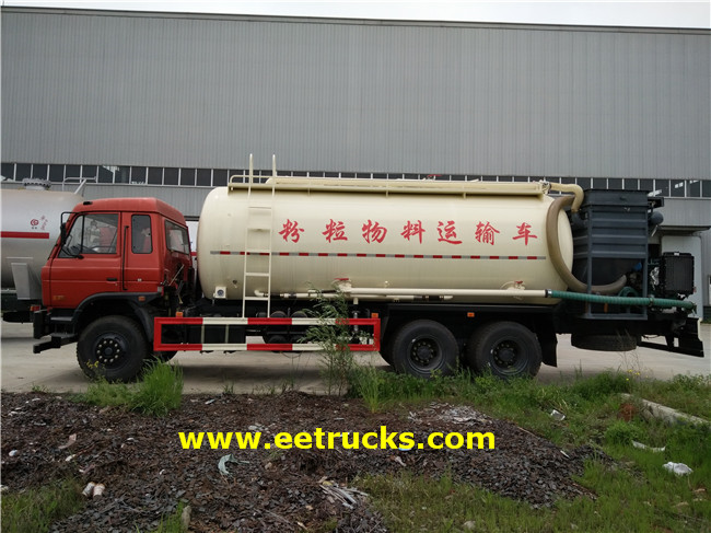 Bulk Powder Trucks