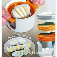 New Egg Slicer/3-in-All Egg/3 Way Egg Slicer (JTJ2)
