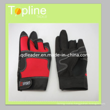 Popular Fishing Glove with Waterproof