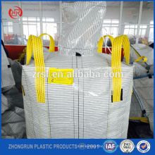 Conductive pp bulk packing woven bags baffles fibc bag 105 X105 X110