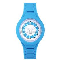Cheap Custized Boy's Digital Quartz Watch with Silicone Strap