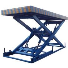 Pkw-Lift 1,5 t für Parkplatz verwendet