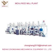 Prix de type MCHJ de l'usine de riz