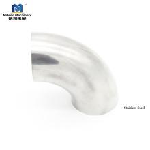 Instalaciones de tuberías sanitarias útiles de alta calidad del acero inoxidable 304 del OEM de encargo barato