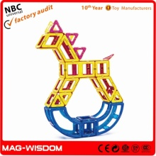 Mag wisdom Bricks Magnetic Tiles
