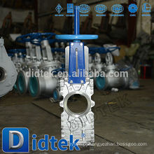 Didtek Pneumatic KNIFE GATE VALVE