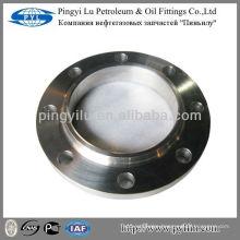 Carbon steel standard din pn6 flange
