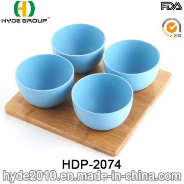 2016 New Style Eco-Friendly Bamboo Fiber Bowl (HDP-2074)