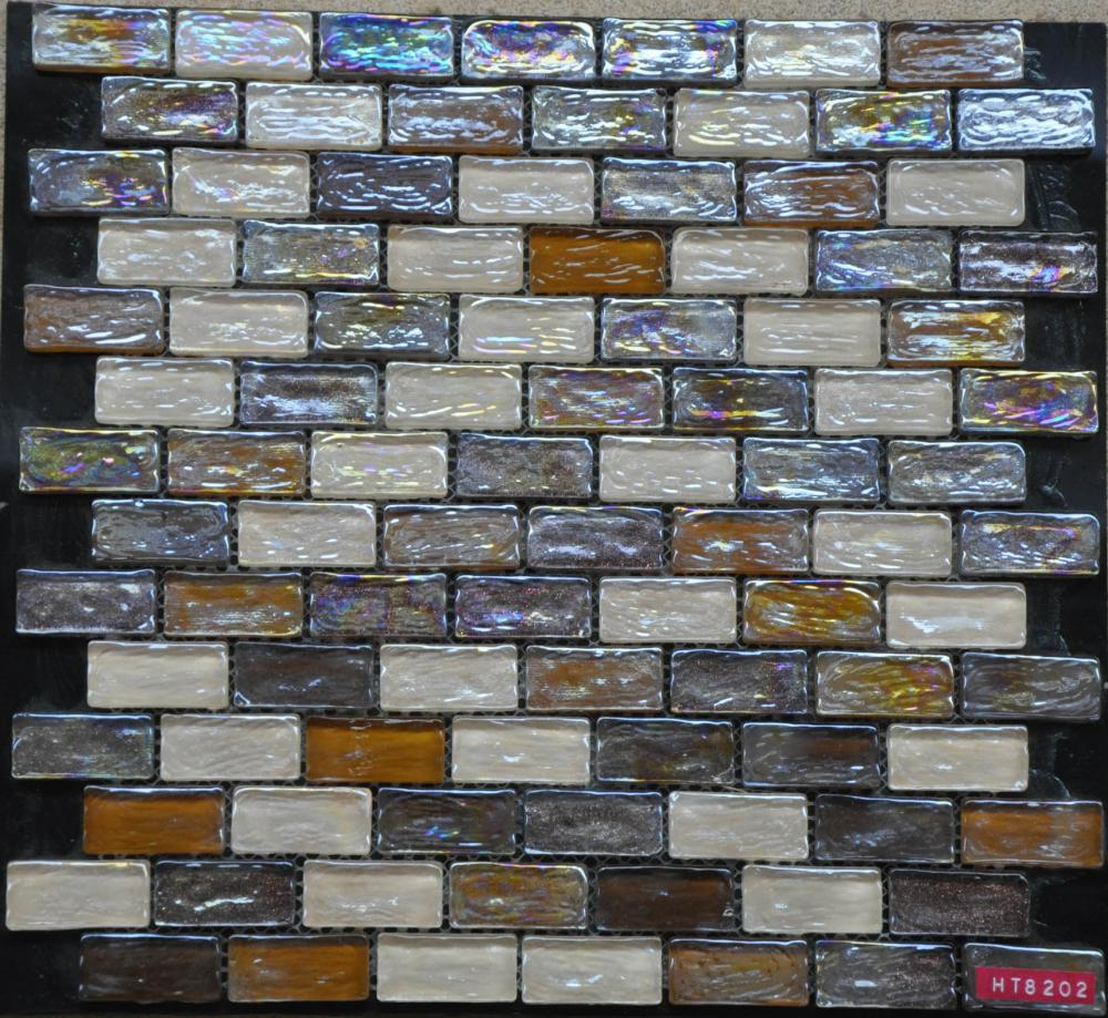 Rectangle Single Colorful Mosaic