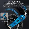 """Pneu pneumático SUNHON S4 1000W 52V 18Ah 70km / h 10 """""""