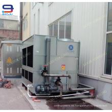 Tanque de agua del equipo de enfriamiento de HVAC del tubo de cobre